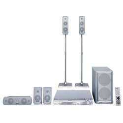 Panasonic SCHT733 800 Watt 5-Disc CD/DVD Home Theatre System