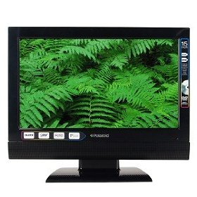 "Polaroid 15.4"" 720p LCD HDTV with DVD Player - TDX-01530B"