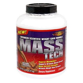 Muscle Tech Mass Tech Delicious Chocolate 5 lbs