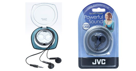 Jvc haf10c headphone earbud case