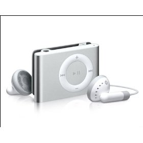 Ashgoe 278 - 4gb Clip-on Mp3 Player