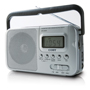 Coby cx39 radio am fm tv weather band portable