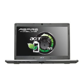 Acer Aspire Timeline AS4810TZ-4474 14-Inch Aluminum Laptop - Over 8 Hours of Battery Life
