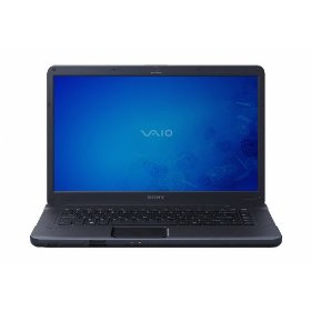 Sony VAIO VGN-NW320F/B 15.5-Inch Laptop (Black)