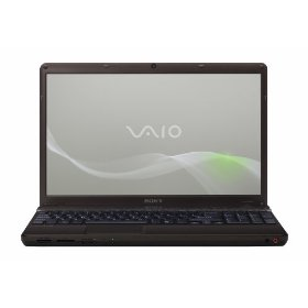 Sony VAIO VPC-EB12FX/T 15.5-Inch Laptop (Brown)