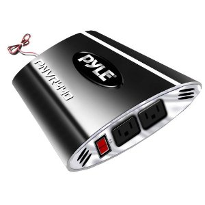 Pyle PNVR450 Plug In Car 440 Watts 12v DC to 115V AC Power Inverter with Modified Sine Wave