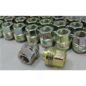 Original Equiptment Replacement Lug Nuts Lug Nuts, 24 lugs, 3/4
