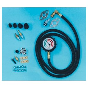 Hoffman 3-Way Exhaust Back Pressure Kit / HOF-TU24APB
