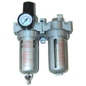 Professional Air Filter, Regulator and Lubricator Control Unit (1/4