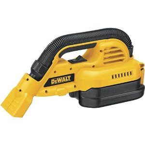 Bare-Tool DEWALT DC515B 18-Volt Cordless 1/2-Gallon Wet/Dry Portable Vacuum (Tool Only, No Battery)