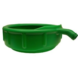 Blitz 11845 Green Drain Pan - 5 Gallon