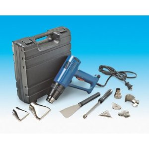 Eastwood Fender Lip Finisher & Heat Gun Kit
