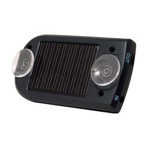 Scosche Solar Powered Backup Battery and Charger for iPod