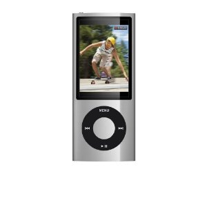 Apple iPod nano 8 GB Silver (5th Generation) NEWEST MODEL