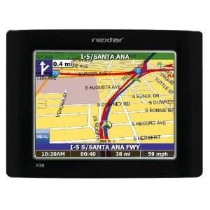 Nextar 3.5-Inch Touch Screen Bluetooth Ready GPS Vehicle Navigator With MP3 Player
