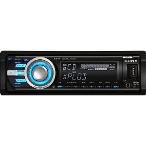 Sony CDX-GT630UI MP3/WMA/AAC Compliant CD Receiver with iPod Direct Control via USB