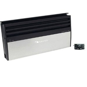 PA-1500 - Nakamichi 1200 Watt RMS Mono Digital Bass 1 Ohm Amplifier with Remote