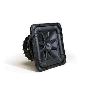 Kicker 08S15L52 Solo-Baric 15-Inch 380mm 2-Ohm DVC Subwoofer