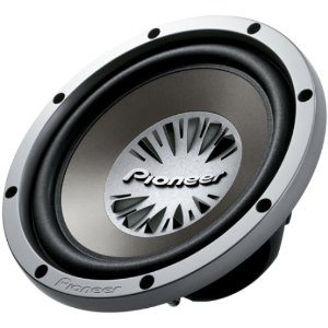Pioneer TS-W302R 12-Inch Subwoofer with 800-Watt Maximum Power