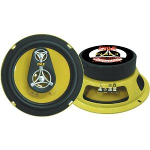 PYLE PLG8.3 8-Inch 400 Watt Three-Way Speakers