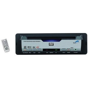 Power Acoustik PADVD-360 In-Dash DVD Players without TV Tuner