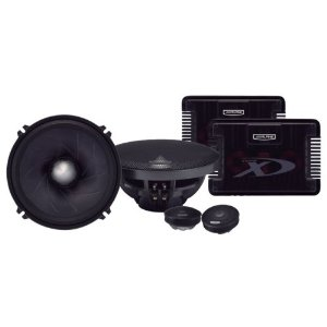 Alpine SPX 17PRO - Car speaker - 100 Watt - 2-way - component