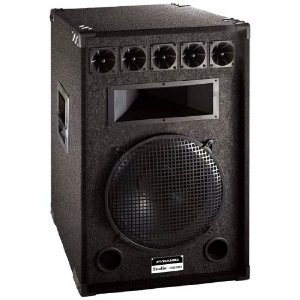 Pyramid PMBH15 500 Watt 7Way 15-Inch Speaker Cabinet