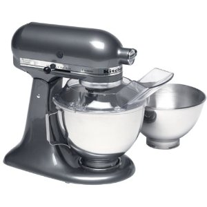 KitchenAid KSM110PS 4 1/2-Quart Stand Mixer