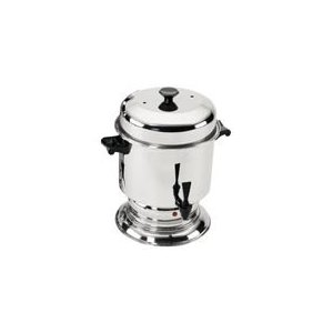 12 to 55 Cup Stainless Steel Percolator Urn, 13w x 12d x 17h (REGK1355) Category: Food and Beverage Appliances