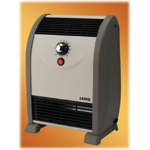 Lasko 5812 Automatic Air-Flow Heater with Temperature-Regulation System