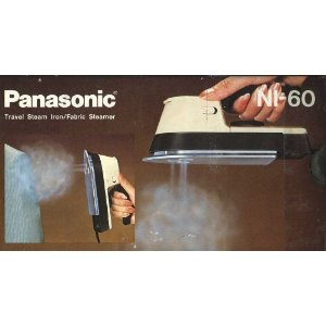 Panasonic NI-60 Travel Steam Iron
