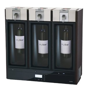 Skybar WP1000 Wine Chilling, Pouring, and Preserving System