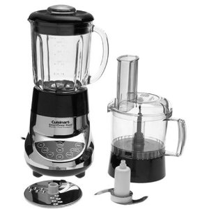 Factory Reconditioned Cuisinart BFP-703CHFR SmartPower Duet Blender, Chrome