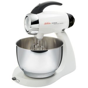 Sunbeam 2350 Heritage Stand Mixer White