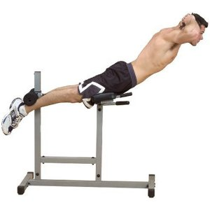 Powerline PCH24X Roman Chair Back Hyperextension