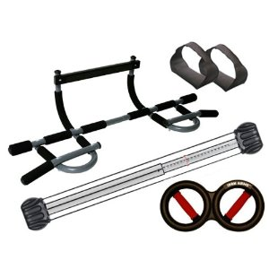Iron Gym Xtreme Workout Bundle - Includes 4 items!