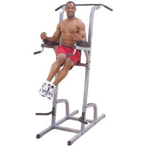 Body Solid Deluxe Chin/Dip/Leg Raise