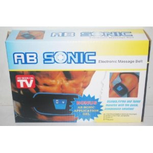 AB Sonic Electronic Massage Belt