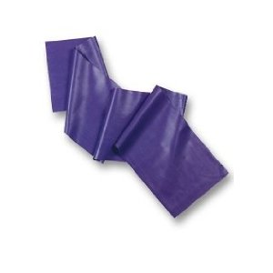DYNA-BAND 6ft Purple Heavy Resistance Band