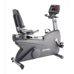 Life Fitness 95Ri Recumbent Bike - Remanufactured