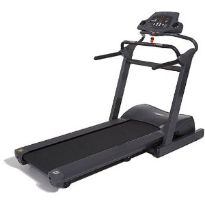 Smooth Fitness 7.6 HR Power Folding Treadmill