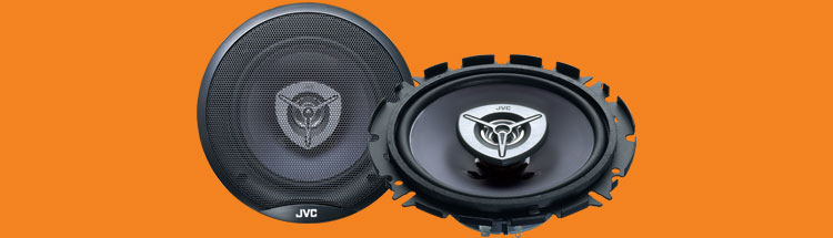 Jvc csv625 car speakers 6.5inch 210w 2way