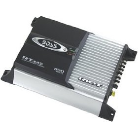 Boss Audio RT-445 2 Channel Riot Series Amplifier