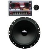 MB QUART DISCUS Series DSD 216 - Car speaker - 2-way - component
