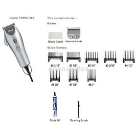 Oster 76956-010 Fast- Teq Adjustable Pivot Clipper