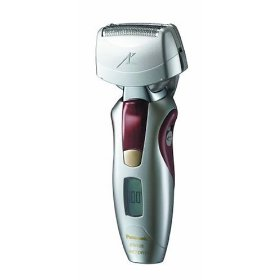 Panasonic ES8228S Men's Linear Vortex Nano Arc Foil Shaving System, Silver