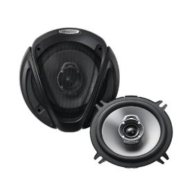 Kenwood KFC-1362S 5.5-Inch 150 Watt Max Power 3-Way Speaker System