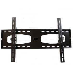 Heavy Duty Black Tilt Wall Mount for 32