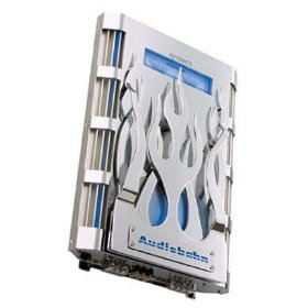 Audiobahn 1200-Watt 2-Channel Amplifier (A2150HCT)