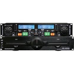 Marathon CD-2500 Professional Dual CD Player